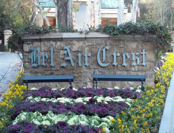 Market Update On The Gated Community of Bel Air Crest