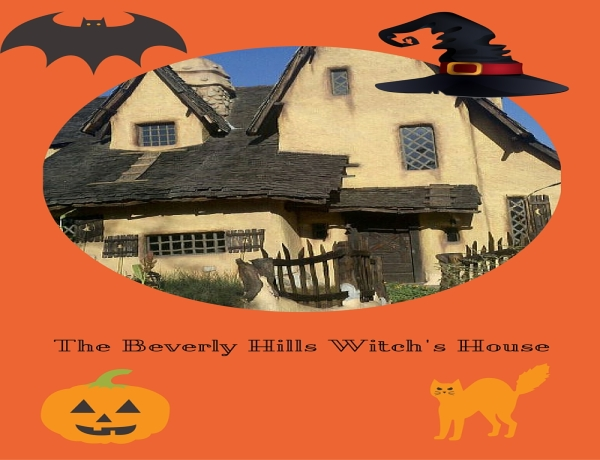 Spotlight On The Beverly Hills Witch's House